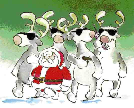 Cliparts Weihnachten
