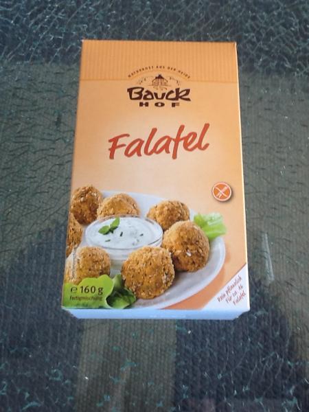 Leckere gut gewürzte Falafel Mischung bzw nachwürzen 2061358502
