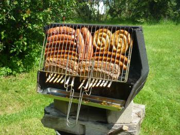 help..wer kennt diesen grill und wo bekomm ich sowas? | grillen, Garten und erstellen