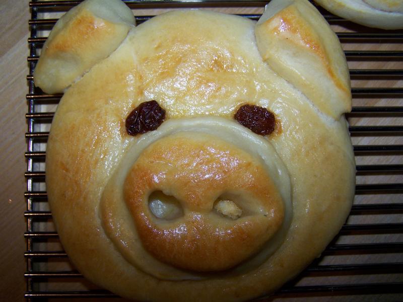Rezepte glucksschweinchen backen