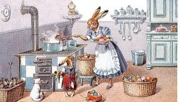 Kochen Am Karsamstag Den 07 April 2012 Sonstige Kochrezepte