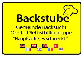 Selbsthilfegruppe Backs�chtigen Backstube Nr 172 3605137165