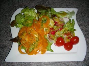 Brauche ideen Salate pfiffiger machen 801196949