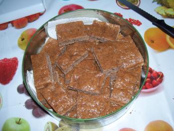 schnelle lebkuchenschnitten — rezepte suchen