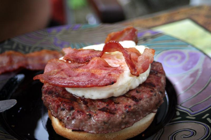 Burgerparty feuervogel 303221070