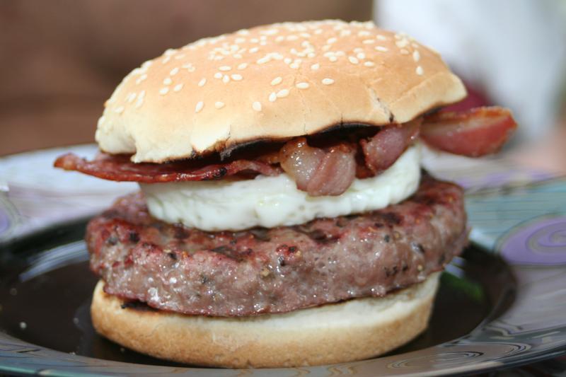 Burgerparty feuervogel 3453428266