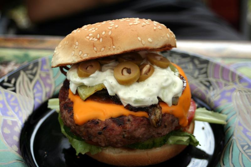 Burgerparty feuervogel 410653333