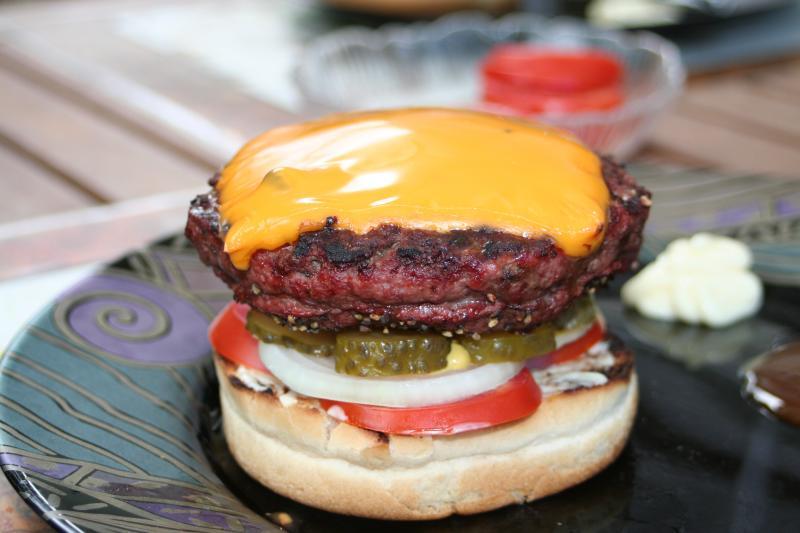 Burgerparty feuervogel 3907199635