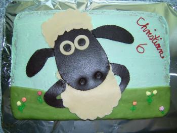 schaf torte