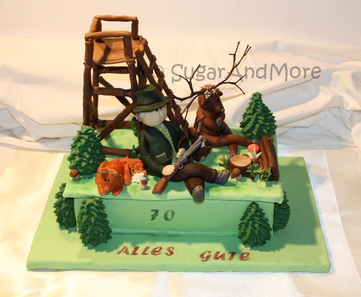 Happy Birthday Bob Cake
