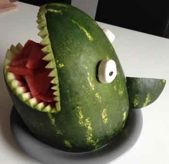 Tiere Aus Obst Oder Gemüse Zb Für Den Kindergeburtstag Rezepte