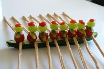 kreatives Obst Gemüse Kinder 11861074