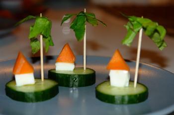 kreatives Obst Gemüse Kinder 2875997476
