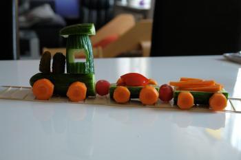 kreatives Obst Gemüse Kinder 1614470223