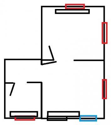 m gliche schimmel ursachen trotz ausreichendem heizen. Black Bedroom Furniture Sets. Home Design Ideas