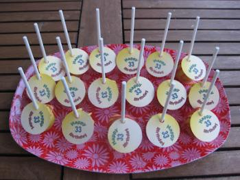 Happy Birthday Cake Pops Anhanger 4112025024