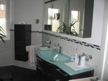 Ordentlich Glaswaschbecken??? | Haus & Garten Forum | Chefkoch.de LX29
