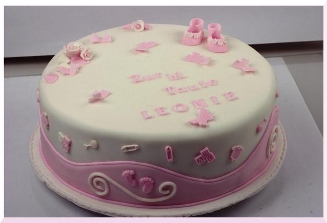 rosa Schmetterlinge für Leonie  Motivtorten Fotos Forum  Chefkoch ...