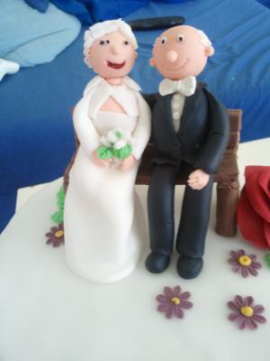 Meine Torte Zur Diamantenen Hochzeit Motivtorten Fotos Forum